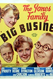 Big Business Poster