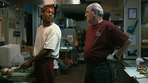 Stanley (Richard Jenkins), an aging fast-food worker, plans to call it quits after 38 years on the graveyard shift at Oscar's Chicken and Fish. His last weekend takes a turn while training his replacement, Jevon (Shane Paul McGhie), a talented but stalled young writer whose provocative politics keep landing him in trouble.