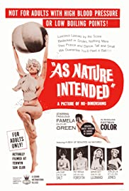 Naked as Nature Intended (1961) starring Bridget Leonard on DVD on DVD