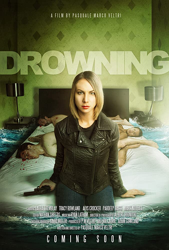 Drowning 2020 English 720p HDRip 800MB Download