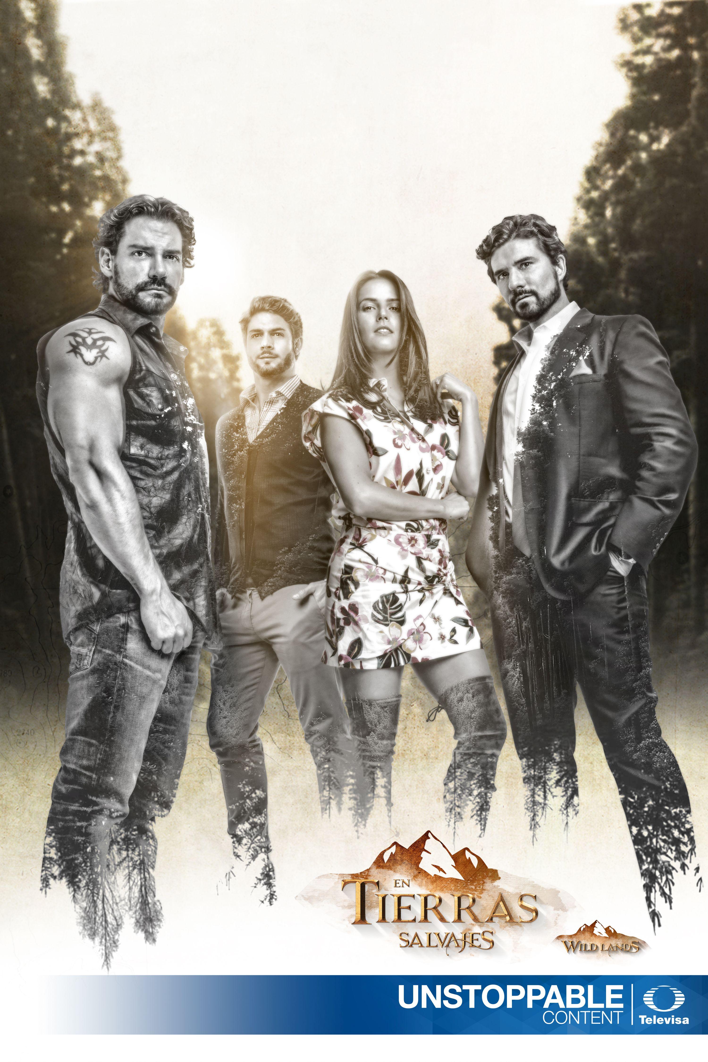 En tierras salvajes (TV Series 2017) - IMDb
