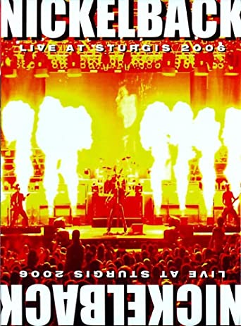 Nickelback: Live from Sturgis - Poster