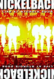 Nickelback: Live from Sturgis Poster
