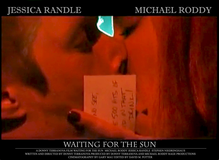 Jessica Randle, Michael Roddy, Donny Terranova, and Stephen Niedringhaus in Waiting for the Sun (2002)