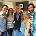 John Ratzenberger, Matt Clarke, Kate Reinders, David Milchard, and Leila Harrison in Convos with My 2-Year Old (2013)