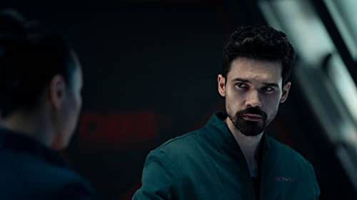 """The sixth and final season of """"The Expanse"""" picks up with the solar system at war, as Marco Inaros and his Free Navy continue to launch devastating asteroid attacks on Earth and Mars. As the tensions of war and shared loss threaten to pull the crew of the Rocinante apart, Chrisjen Avasarala makes a bold move and sends former Martian Marine Bobbie Draper on a secret mission that could turn the tide of the conflict. Meanwhile, in the Belt, Drummer and what's left of her family are on the run after betraying Marco. And on a distant planet beyond the Rings, a new power begins to rise."""
