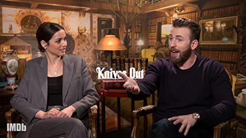 'Knives Out' Cast Have 'Deep Love' for Their Co-Stars