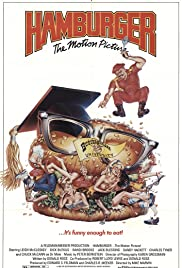Hamburger: The Motion Picture (1986) Poster - Movie Forum, Cast, Reviews
