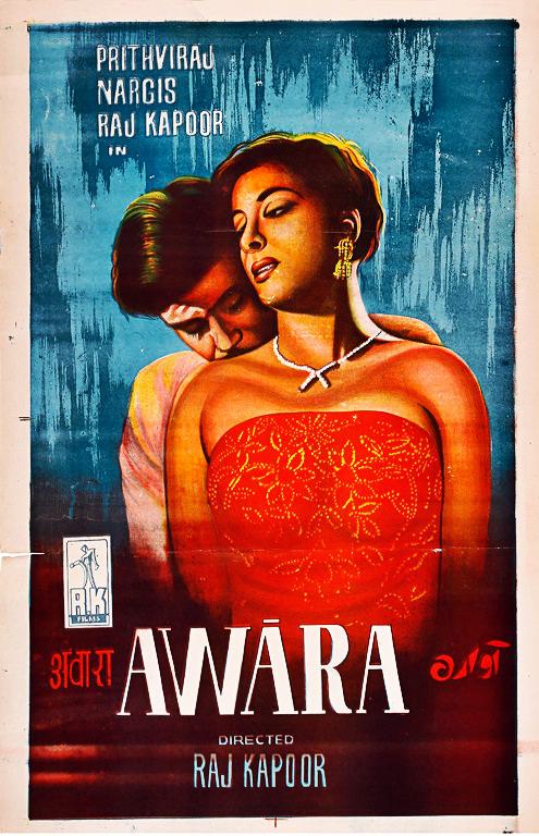 Awaara (1951) Raj Kapoor 720p WEB-DL Full Movie Download