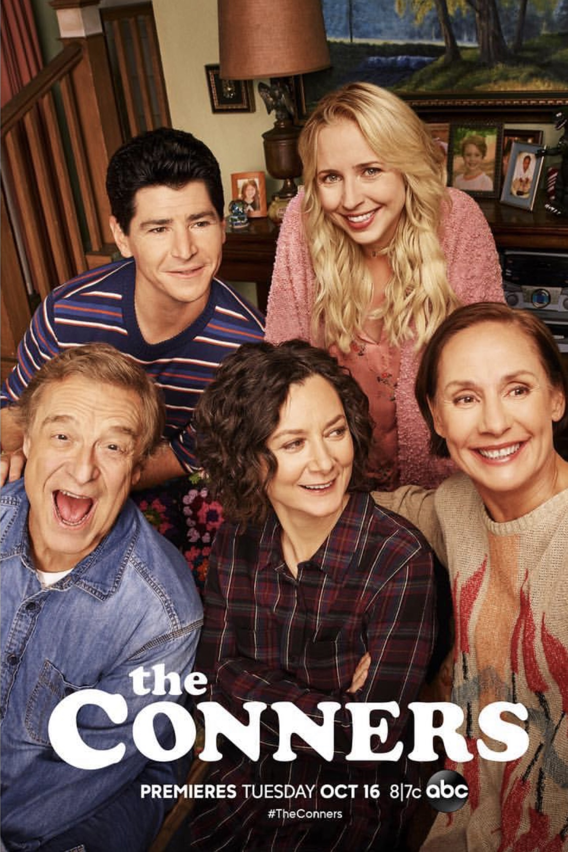The Conners (TV Series 2018– ) - IMDb