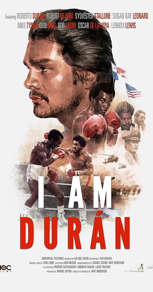 Subtitle of I Am Durán