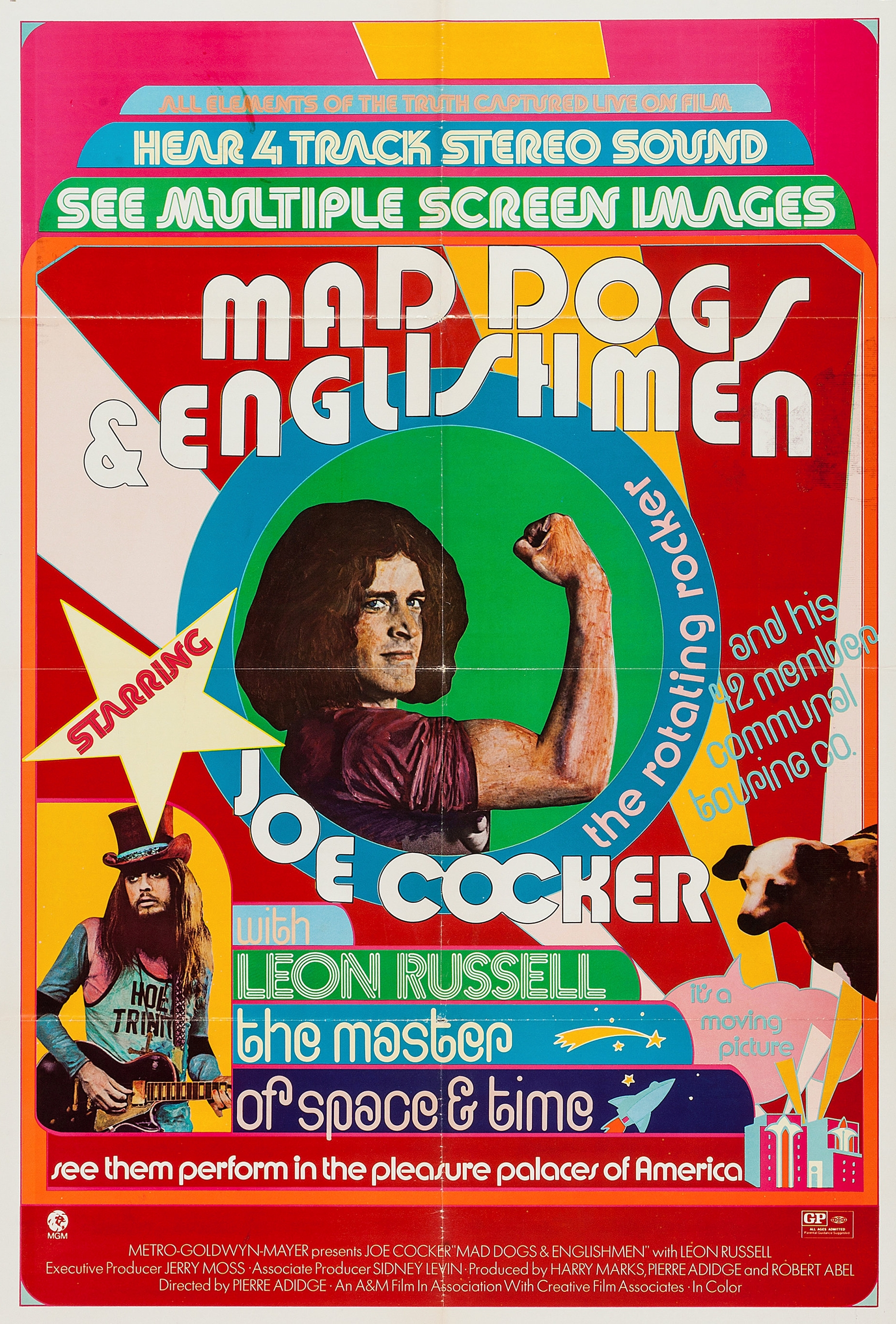 Joe Cocker: Mad Dogs & Englishmen (1971)