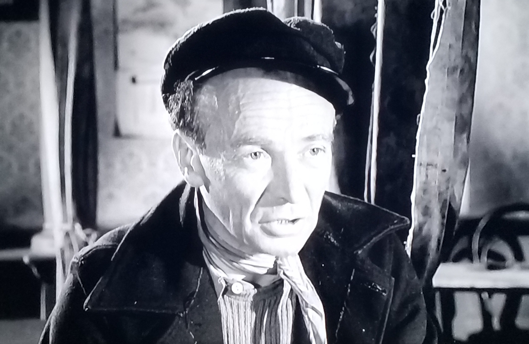 Philo Hauser in The House of the Seven Hawks (1959)