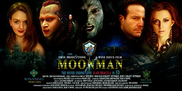 Descarga gratuita de películas inglesas torrent Moonman  [1280x960] [1080p] [avi] by Wins Dieus
