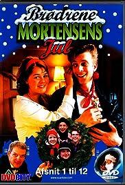 Brødrene Mortensens jul Poster