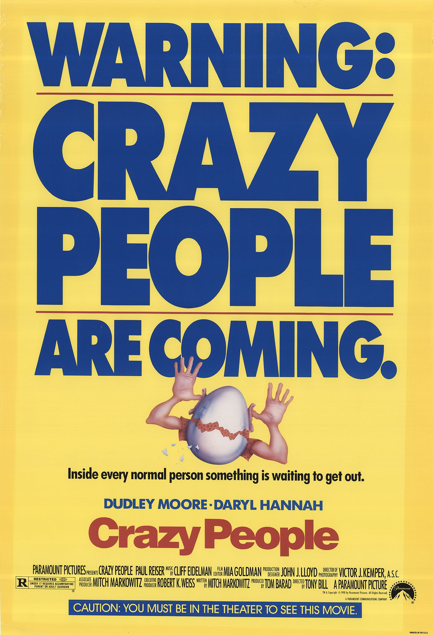 Crazy People (1990) - IMDb