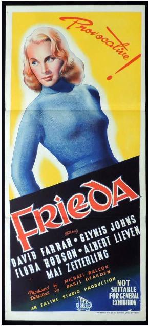 Where to stream Frieda