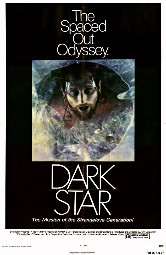 Poster for Dark Star
