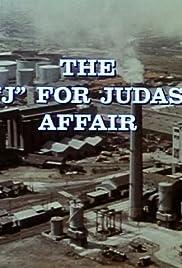 The 'J' for Judas Affair Poster