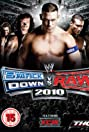 WWE SmackDown vs. RAW 2010 (2009) Poster
