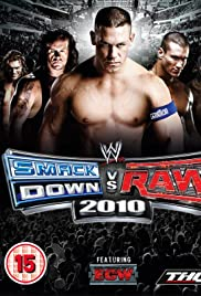 WWE SmackDown vs. RAW 2010 (2009) Poster - Movie Forum, Cast, Reviews