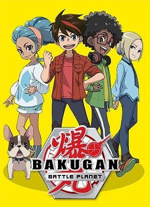 Where to stream Bakugan: Battle Planet