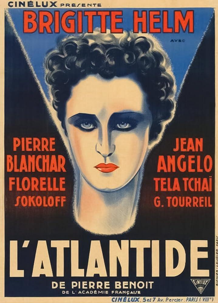 Brigitte Helm in L'Atlantide (1932)