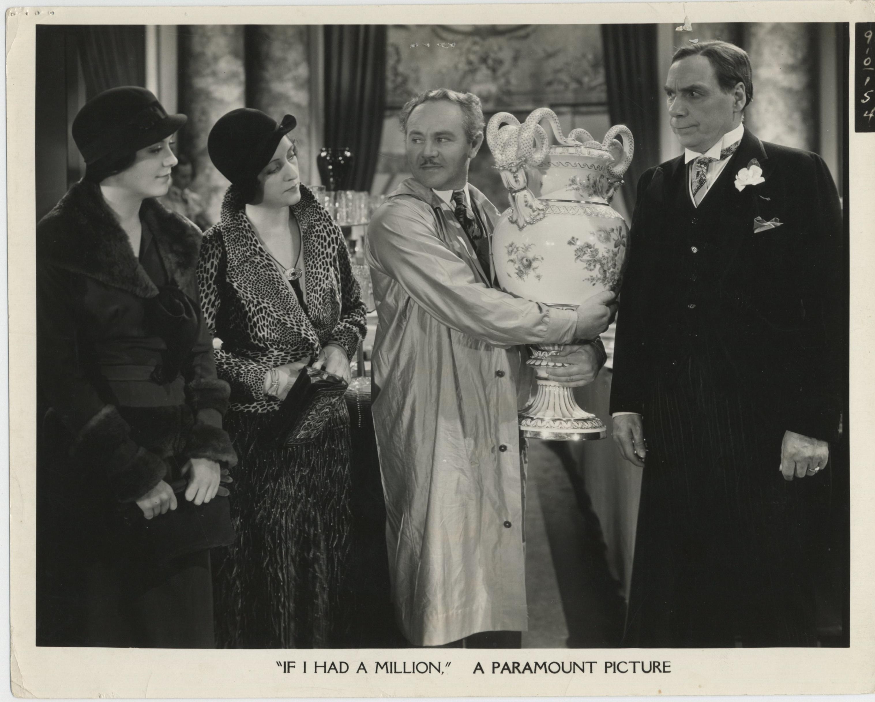 If I Had a Million (1932) - Photo Gallery - IMDb