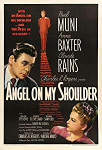 Movies 2018 hollywood download Angel on My Shoulder [QHD]