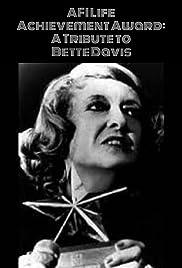AFI Life Achievement Award: A Tribute to Bette Davis Poster