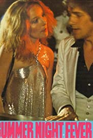 Summer Night Fever Poster
