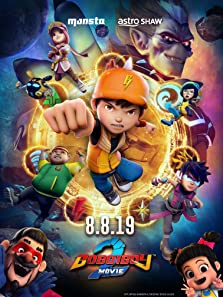 BoBoiBoy Movie 2: Cuoc Chien Ngan Ha (2019)