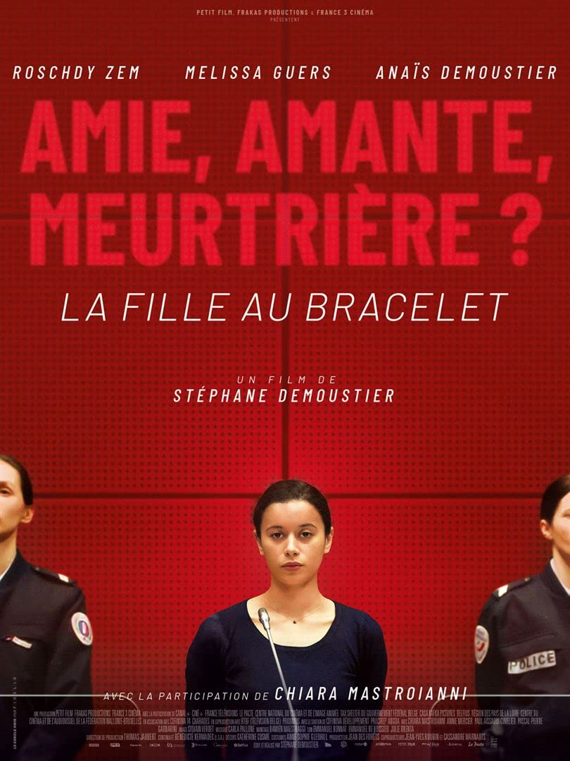 The Girl With A Bracelet 2019 Hindi ORG Dual Audio 720p BluRay 800MB Download