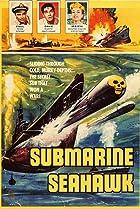 Submarine Seahawk (1958) Poster