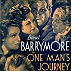 Lionel Barrymore, Frances Dee, Dorothy Jordan, Joel McCrea, and May Robson in One Man's Journey (1933)