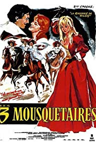 Les trois mousquetaires: La vengeance de Milady (1961) Poster - Movie Forum, Cast, Reviews