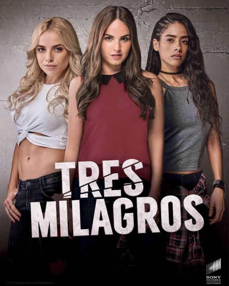 Tres Milagros (TV Series 2018– ) - IMDb