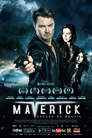 Where to stream Maverick: Manhunt Brazil