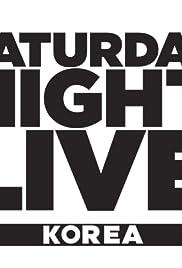 Saturday Night Live Korea Poster