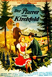 The Priest from Kirchfeld Poster