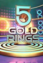 5 Gold Rings Poster