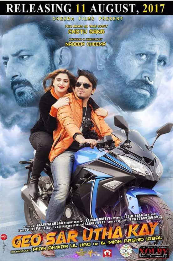 Geo Sar Utha Kay 2017 Watch And Download Movie HD