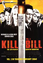 The Making of 'Kill Bill: Volume 2' Poster