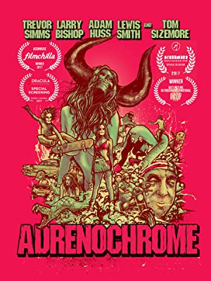 Where to stream Adrenochrome