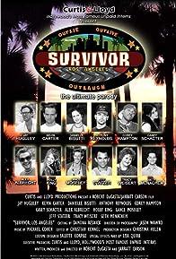 Primary photo for Survivor: Los Angeles the Ultimate Parody