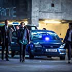 Elaine Cassidy, Will Mellor, Joanna Scanlan, and Alexandra Roach in No Offence (2015)