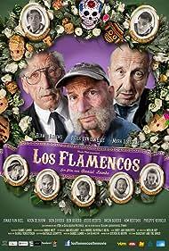 Peter Van den Eede, Herwig Ilegems, and Mark Verstraete in Los Flamencos (2013)