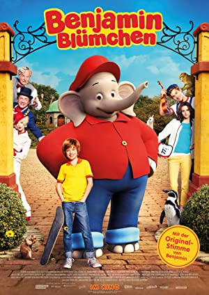 Benjamin the Elephant (2020)
