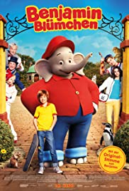 Benjamin the Elephant (2020) Poster