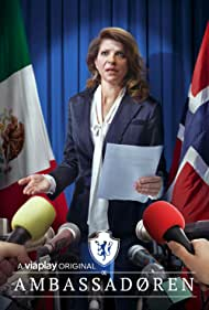 Ingjerd Egeberg in Ambassadøren (2020)